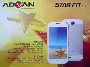Advan-Star-Fit-S45A