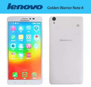 Lenovo Golden Warrior Note-8