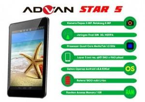 Advan Star 5