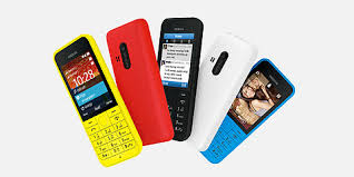 Nokia 220, Ponsel Dual SIM Harga Dibawah 500 Ribu Kamera 2 MP Batrei Awet