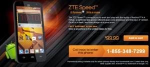 ZTE Speed