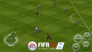 Game FIFA 15 android