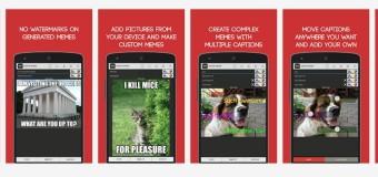 Download Aplikasi Cara Membuat Gambar/Foto Lucu Dan Unik (Meme) Untuk Android