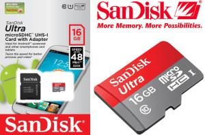 Memory SanDisk