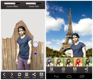Aplikasi Photo Background Changer