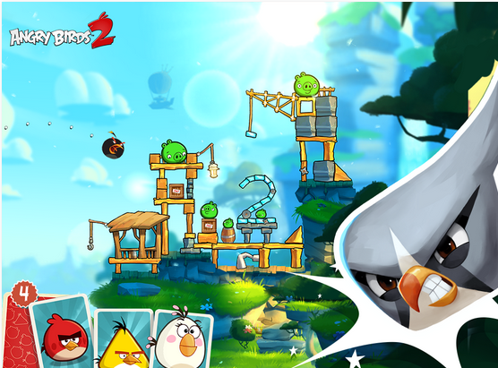 Game-Angry-Birds-2