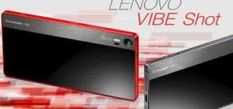 Lenovo Vibe Shot, Smartphone Quad Core Untuk Selfie RAM 3 GB