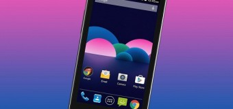 ZTE Obsidian, Android Lollipop 4G LTE Quad Core Murah Meriah