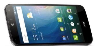 Acer Liquid Z630S, Phablet Selfie Dual Kamera 8 MP Baterai 4000 mAh RAM 3GB
