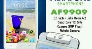Asiafone AF9909, Android Kamera Putar Murah Harga 500 Ribuan
