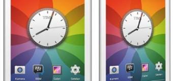 Asiafone Af 9877, Android 3G 4 Inci Dual Kamera Harga 400 Ribuan