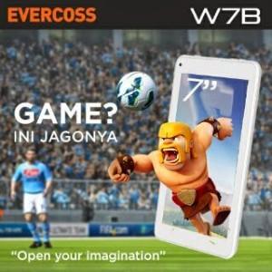 Evercoss W7B