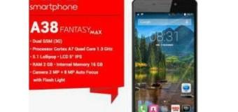 Mito Fantasy Max A38, Android Quad Core RAM 2GB Rp. 1 Jutaan