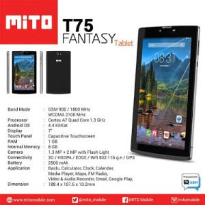 Mito Fantasy T75