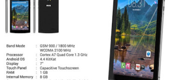Mito Fantasy T75, Tablet Quad Core Harga Dibawah 1 Juta RAM 1GB
