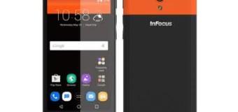 InFocus M260, Android Quad Core 4 Inci RAM 1GB 800 Ribuan