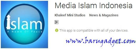 Aplikasi Kumpulan Berita Umat Islam Sedunia