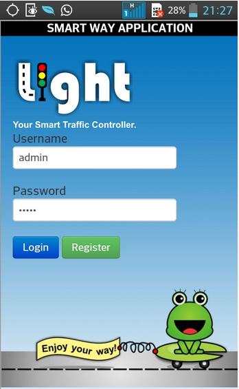 Aplikasi Menghindari Kemacetan