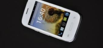 Asiafone AF15, Android 4 Inci Dual Kamera Murah 400 Ribuan