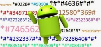 Kumpulan dan Arti Kode Rahasia Untuk Cek HP Android