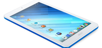 Acer Iconia One B1-850, Tablet Quad Core 8 Inci RAM 1GB 1 Jutaan