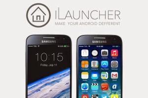 Aplikasi Android Merubah Tampilan HP Android Seperti iPhone