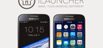 Download Gratis Aplikasi Launcher Ubah Tampilan Android Mirip iPhone