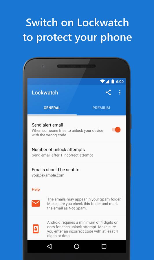 Aplikasi Mencari HP Hilang Android