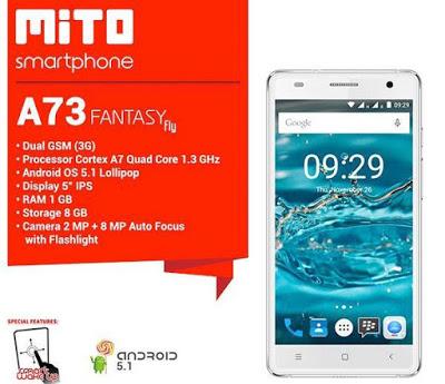 Mito A73 Fantasy