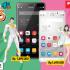 Polytron Zap 6 Posh 4G501, Android Quad Core 5 Inci 4G LTE Murah 1 Jutaan