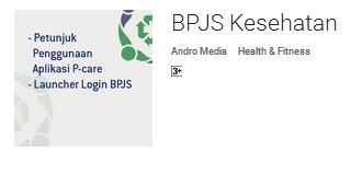 Download Aplikasi BPJS Kesehatan Untuk Android Gratis