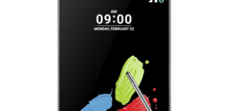 LG Stylus 2, Phablet v6.0 Marshmallow 4G LTE Kamera 13 MP