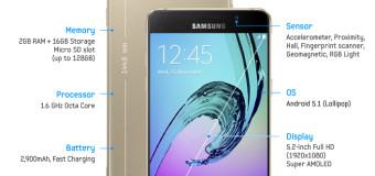 Samsung Galaxy A5 (2016) Mendarat di Indonesia, Ini Harganya