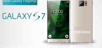 Secara Resmi Samsung Galaxy S7 diumumkan 21 Februari 2016 Mendatang