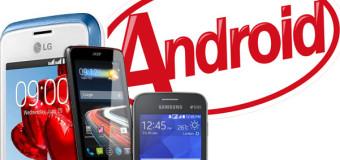 5 Hp Android 4G LTE Kamera 13 MP Murah Dibawah 3 Juta