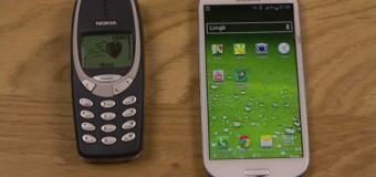 Ini Dia Kelebihan Hp Jadul Dengan Smartphone