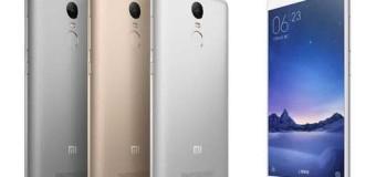 Xiaomi Redmi 3 Pro, Phablet 4G Volte RAM 3GB Usung Fitur Fingerprint Harga Terjangkau