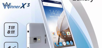 Evercoss Winner X3, Android Lollipop Murah Bertenaga Quad Core Harga 700 Ribuan