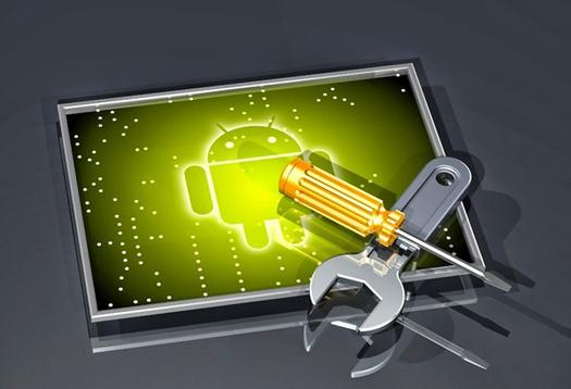 Perbaiki Android Matot