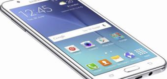 Samsung Galaxy J7 2016, Phablet Selfie Samsung Kamera Depan LED Flash