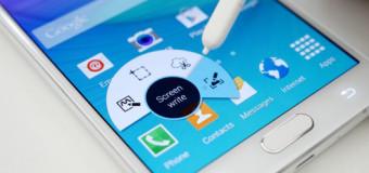 Samsung Galaxy Note 6, Phablet Baterai Jumbo 4200mAh RAM 6GB