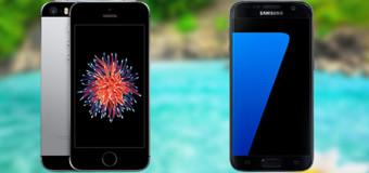 Terungkap! Harga Modal Apple iPhone SE & Galaxy S7 Cuma 2 Jutaan