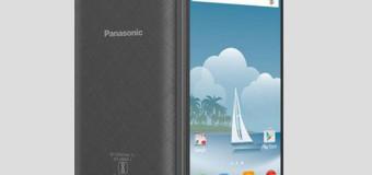 Panasonic P75, Smartphone Berlayar 2.5D Baterai 5000 mAh Harga 1 Juta-an
