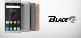 ZTE Blade A2, Android Octa Core Layar 5 Inci RAM 2GB Harga 1,4 Jutaan