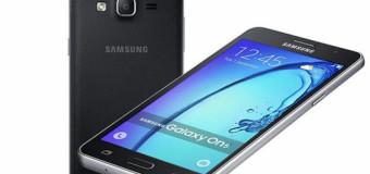 Samsung Galaxy On5 Pro, Android Quad Core Samsung RAM 2GB Harga Dibawah 2 Juta