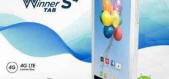 Evercoss Winner Tab S4 U70, Tablet Quad Core 4G LTE RAM 1GB Dual Kamera