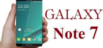 Samsung Galaxy Note 7, Phablet Octa Core Canggih Tahan Air dan Debu RAM 4GB