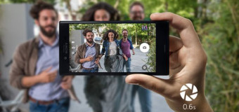 Sony Xperia X Compact, Ponsel Android RAM 3GB Kamera 23 MP