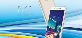 Himax M1, Android Berlayar 2.5D Triple LED Flash Harga 1 Jutaan