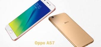 Oppo A57 Resmi Diluncurkan, Ini Harga & Spesifikasi Lengkapnya
